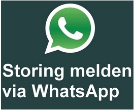 Report Technical Issues Via Whatsapp